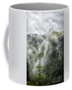 Church In The Clouds Coffee Mug