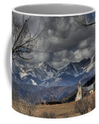 Church In The Hills Coffee Mug