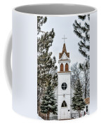 Church In The Woods Coffee Mug