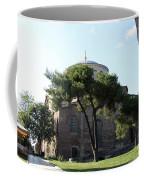 Church Of Hagia Eirene I - First Courtyard Topkapi Palace Coffee Mug