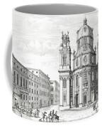 Church Of Notre Dame, Salzburg Coffee Mug