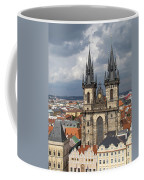 Church Of Our Lady Before Tyn - Prague Coffee Mug
