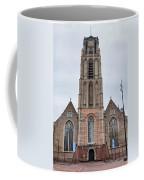 Church Of St Lawrence In Rotterdam Coffee Mug