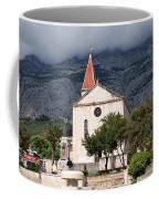 Church Of St.mark Makarska Coffee Mug