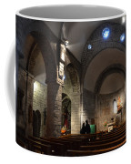 Church Of The Assumption Of Mary In Bossost Coffee Mug