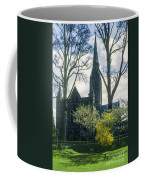 Church Of The Blessed Mary Coffee Mug