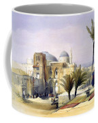 Church Of The Holy Sepulchre In Jerusalem Coffee Mug