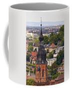 Church Of The Holy Spirit Steeple Coffee Mug