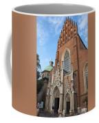 Church Of The Holy Trinity In Krakow Coffee Mug