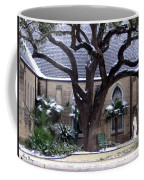 Church On Rosedale With A Dusting Of Snow Coffee Mug