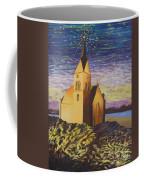 Church On The Rocks.  Coffee Mug