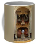 Church Organ Coffee Mug
