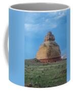 Church Rock On The Road To Moab Coffee Mug