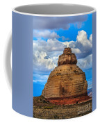 Church Rock Coffee Mug by Robert Bales