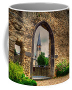 Church Ruins In Boppard Germany Coffee Mug