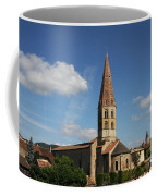 Church Saint Marcel - Cluny Coffee Mug