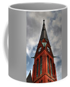 Church Spire Hdr Coffee Mug