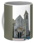 Church St Thibault- Burgundy Coffee Mug