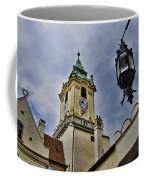 Church Steeple - Bratislava Slovakia Coffee Mug