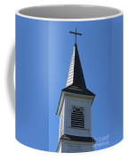 Church Steeple In Buckley Washington Coffee Mug