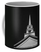 Church Steeple Stowe Vermont Coffee Mug