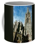 Church With An Eerie Feel Coffee Mug