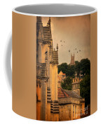Churches In Town Coffee Mug
