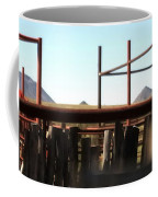 Chute And Buttes 16108 Coffee Mug