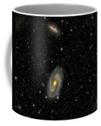 Cigar Galaxy And Bodes Galaxy Coffee Mug
