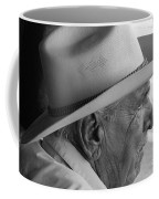 Cigar Maker Remembering His Past Coffee Mug by Rene Triay Photography