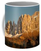 Cima Catinaccio Coffee Mug