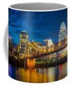 Cincinnati Downtown Coffee Mug