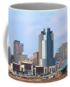 Cincinnati Panoramic Skyline Coffee Mug
