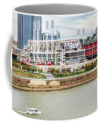 Cincinnati Riverfront 9870 Coffee Mug