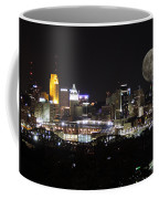 Cincinnati With The Moon 2 Coffee Mug