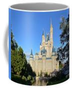 Cinderella's Castle II Coffee Mug