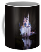 Cinderella's Castle Reflection Coffee Mug