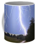 Cindy's Tower Lightning Coffee Mug