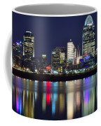 Cinicinnati At Dusk Coffee Mug