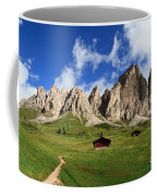 Cir Group - Gardena Pass Coffee Mug