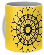 Circle 2 Icon Coffee Mug by Thisisnotme