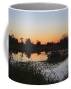 Circle B Winter Sunset Coffee Mug