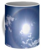 Circle Bow Coffee Mug