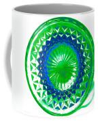 Circle Green Coffee Mug