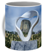 Circle Of Sacred Smoke  Coffee Mug