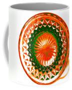 Circle Orange Coffee Mug