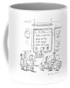 Circle Time: Art Fun: Snack: S.a.t. Prep Coffee Mug