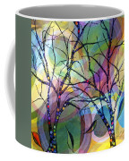 Circle Trees Coffee Mug