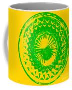 Circle Yellow Coffee Mug