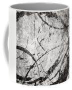 Circles Coffee Mug by Brett Pfister